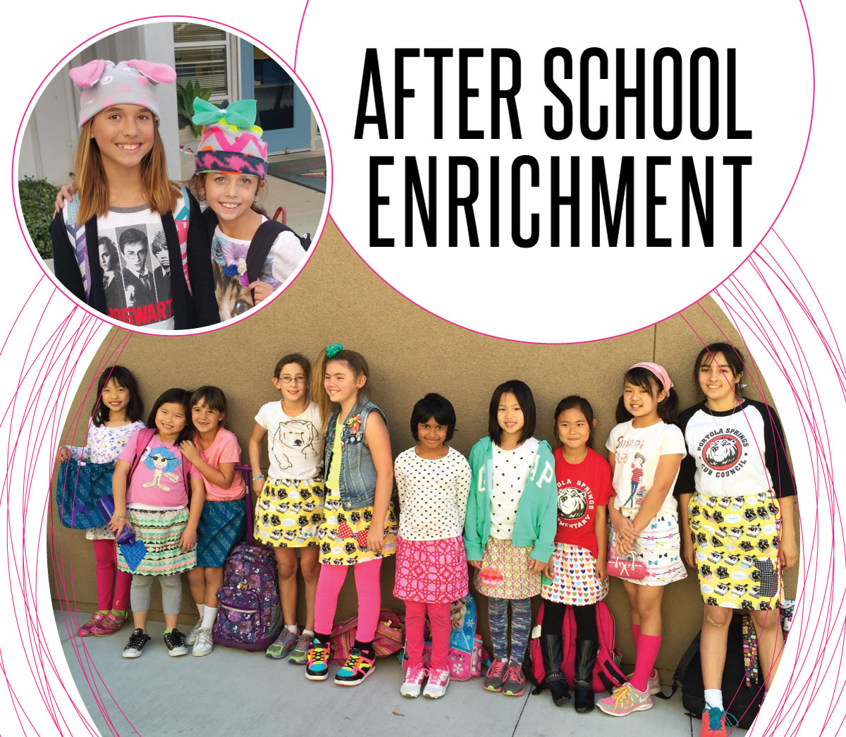 After School Enrichment Sewing Classes