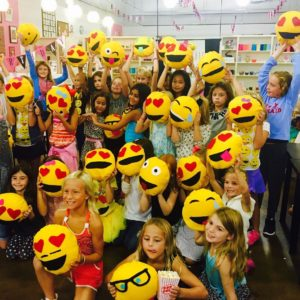 EMOJI PILLOW WORKSHOP SATURDAY! Use the sewing machine to createhellip