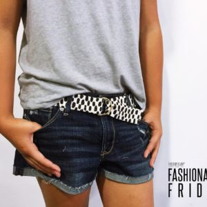 Sew up a super cute DRING BELT at tomorrows FASHIONABLEhellip