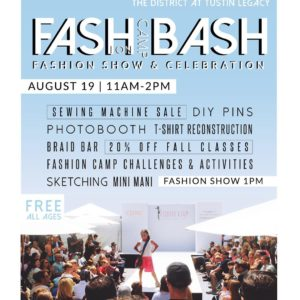 FASH BASH is this Saturday! Whos coming to our bighellip