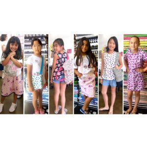Just a few of this summers international Fashion Campers! Thesehellip