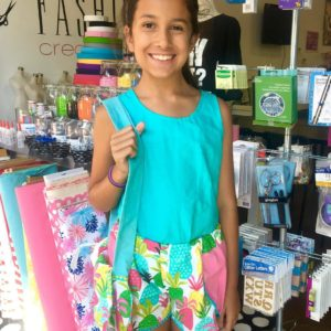 Check out Fashion Camp Member Tahlias incredible outfit! Tank shortshellip