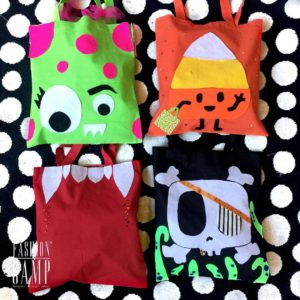 BOO! BAGS Customize your very own trickortreat bag! Fashion Camphellip