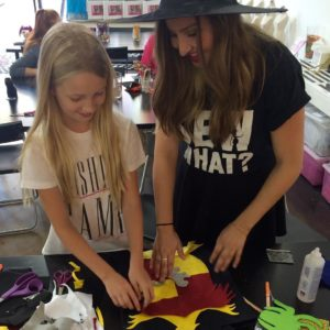 Fashion Camps BOO! BAG Workshops start tomorrow! Customize your veryhellip